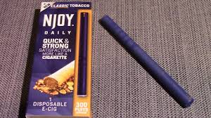 20% Off NJOY Daily Rich Tobacco E-cigs W/ 5-pack! - 2020 ... Njoy A Once Bankrupt Ecigarette Maker Now Seeks 5 Reynolds Files For Fda Review Of Vuse Ecigarettes Wsj Ace Juul Diy Products Direct Coupon Code Fniture Barn Discount Love Coupons Ideas Off Bug Spray Canada 2018 Frusion Smoothie Gameforge Kaufen 101 Vape Coupon 101vape Savings Up To 40 January Wny Vapes Smokey Snuff Pinterest Njoy Promo Mobstub Daily Deals Alto Nicotine Strength Options Available