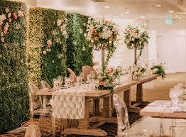 Modern Rustic Elegance Wedding Ruffled