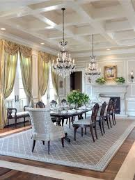 Luxurious Dining Room Rugs For Beautiful Form With Oval Table Also Wooden Chairs