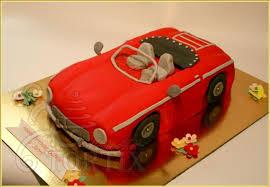 tortix auto torte kabrio für einen jungen zum geburtstag