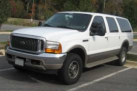 Ford Excursion - Wikipedia