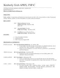 Nurse Practitioner Resume Examples Cardiologist Samples