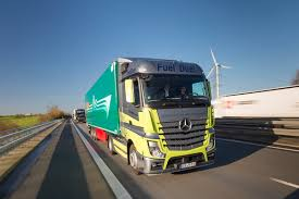 Mercedes-Benz Actros In The Fuel Duel - MercedesBlog