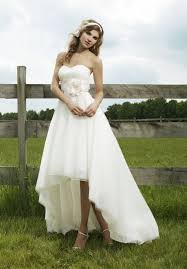 Rustic Country Wedding Dresses Bridesmaids Dress