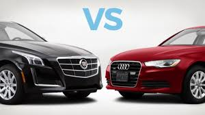 Which to Buy Cadillac CTS vs Audi A6