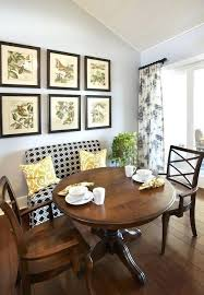 Dining Loveseat Room Table With Best Settee Ideas On Using Tufted