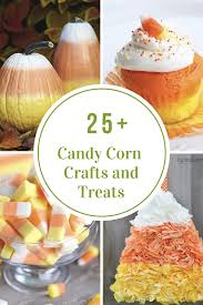 Rice Krispie Halloween Treats Candy Corn by Candy Corn Crafts And Treats The Idea Room