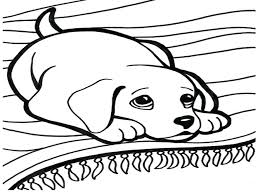 Coloring Pages Dog Color Printable Breed Dogs Online And Puppies Breeds