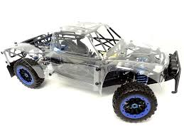 100 4wd Truck 15 Scale X2 Deluxe Roller 4WD Short Course