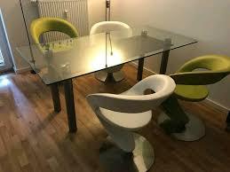 esstisch glastisch 4 stühle in berlin friedrichshain