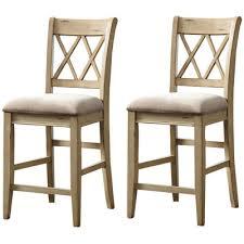 signature design by ashley madison set of 2 upholstered barstools