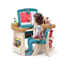 Step2 Art Easel Desk by Learn Through Play Sharing U0026 Caring Step2 Blog