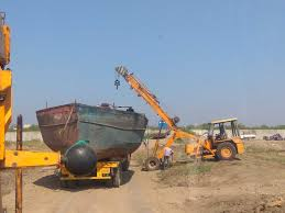 Top Truck Mounted Cranes On Hire In Shapar - Best Truck Loader ...