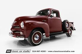 1954 Chevrolet 3100 | Classic Car Studio Chevy Car Parts Vintage Gmc Classic Truck 1954 3100 Betty 1963 Chevrolet Stepside Pickup Poor Mans Restoration Restored Magnusson Motors In Youtube Chevy 5 Window Custom Pick Up V8 Completly Stored Trucks For Sale March 2017 Cars We Have Wheels Of Time Llc 5window F1451 Indy 2016 Dashboard Components 194753 Tirebuyercom Blog Deves Second 1950