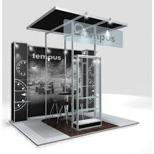 Small Modular Display Stand