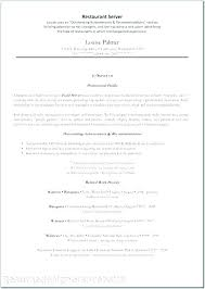 Catering Server Resume Sample Skills Resumes Banquet Examples Clerical Customer