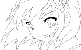 Download Coloring Pages Anime For Adults Bestofcoloring Online