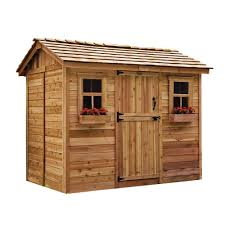 Tuff Shed Cabin Interior by Tuff Shed Installed Tahoe 8 Ft X 12 Ft X 8 Ft 6 In Painted
