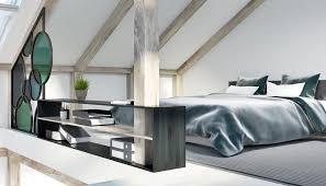 schlafzimmer idee gemütliches schlafzimmer im dachgeschoss