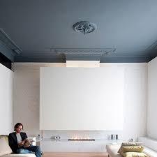 peinture pour plafond on decoration d interieur moderne blanche