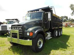 100 Mack Dump Trucks For Sale GRANITE CV713 For Sale Ocala Florida Price US 62500 Year