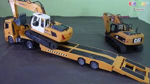 Amazing Two Excavator On Heavy Truck Carrier Low Loader RC Trucks ... Crossrc Tractor Trailer T004 112 Cro90010 Cross Rc Trucks Youtube Rc With Trailers Carson 114 2axle Dolly Rigid Gigaliner Semi Truck Lego 3d Printed Chassis Scaler Crawler Leaf Springs Tamiya Scania R620 6x4 Highline Model Kit 56323 Aussie And Piggytaylor Trucks Scale Kiwimill News Double Trouble 2 Alinum Dually 19 Wheels Pin By Radio Control On Cars Pinterest Boat Cars Adventures Knight Hauler 114th