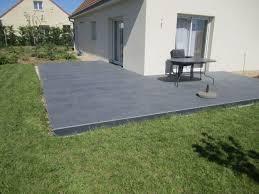 plot en beton pour terrasse 5 pose dalles gr232s c233rame sur