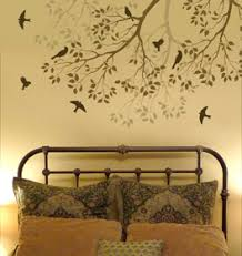 decorative stencils for walls i think your home should be your favorite place to be somewhere