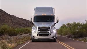 100 Semi Truck Values 2020 Freightliner Cascadia Meet The First Self Driving
