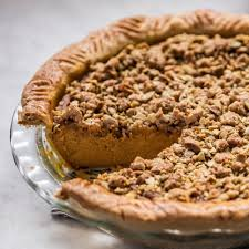 Japanese Pumpkin Recipe Roasted by Spiced Kabocha Squash Pie With Pumpkin Seed Crumble Recipe