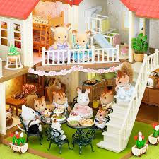 83 Dining Room Set Sylvanian Families Epoch