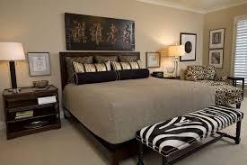 Bedroom Design Zebra DAcor Themes Ideas Designs Pictures