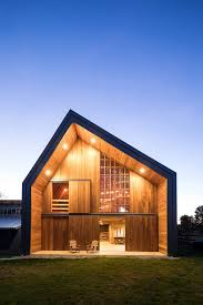 100 Modern Wooden Houses Barn By MOTIV Architects