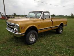 100 1970 Gmc Truck 4x4DB The 4 Wheel Drive Vehicle Database