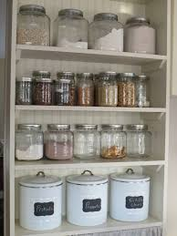 ce Upon a Home Just love Mason Jars for dry good storage
