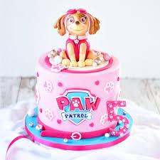 paw patrol torte baketina