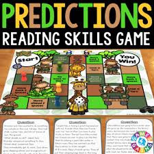 Predictions Board Game Games 4 Gains