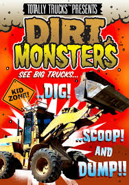 Totally Trucks: Dirt Monsters - MVD Entertainment Group B2B