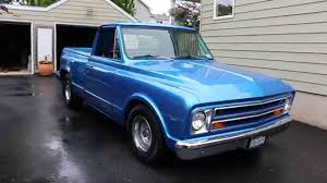 1967 Chevrolet C10 Stepside For Sale~396~Fully Restored & FANTASTIC ...