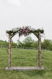 Diy Rustic Wedding Arch The Best Archway Ideas Flow On Pie Ranch