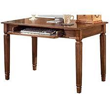 Hamlyn Drop Front Desk by Amazon Com Ashley Furniture Signature Design Burkesville Home