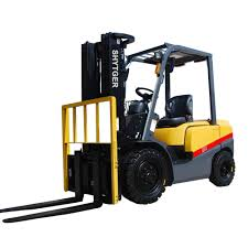 100 Clamp Truck 3t Shop Warehouse Diesel Carton Forklift Rental Buy