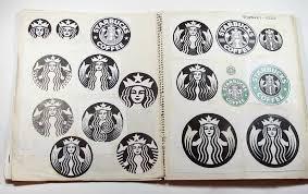 Brand New Starbucks Logo Sketches