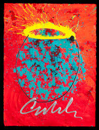 Puyallup Glass Pumpkin Patch by New Chihuly Drawings Exhibit Opening At Museum Of Glass In March