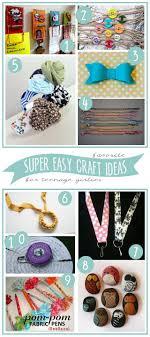10 Super Easy Craft Ideas