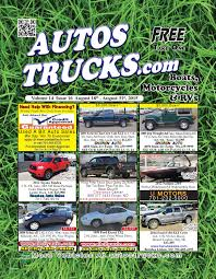Autos Trucks 14 16 By AUTOS & TRUCKS - Issuu