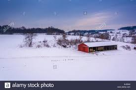 Red Barn On A Snow-covered Farm In Rural York County, Pennsylvania ... The Barn On Bridge Partyspace Why Apples Futuristic 5 Billion Campus Has A Random Centuryold Barn The Farm I Grew Up In Fingerlakes Region Of New Crane Estate Best 25 Converted Ideas Pinterest Cabin Barns And Snow Covered Road Red Rural Area York Winter View Snow Field At Sunset Rocky Fork Creek Desnation Steakhouse Gahanna Oh Birch Trees Ptakan Round Snowy Winters Day
