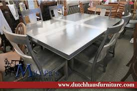 Maple Dining Room Set New Sets Indianapolis Lovely Modloft Amsterdam Table Of
