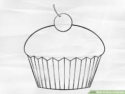Cupcake clipart easy 12