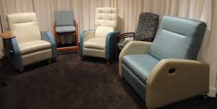 100 Reception Room Chairs Brown Medical Office Waiting Furniture Plus With White Color